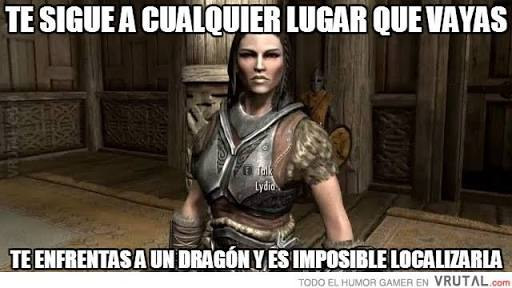 Curiosidades y Secretos The Elder Scrolls: Skyrim : Los 8 ...