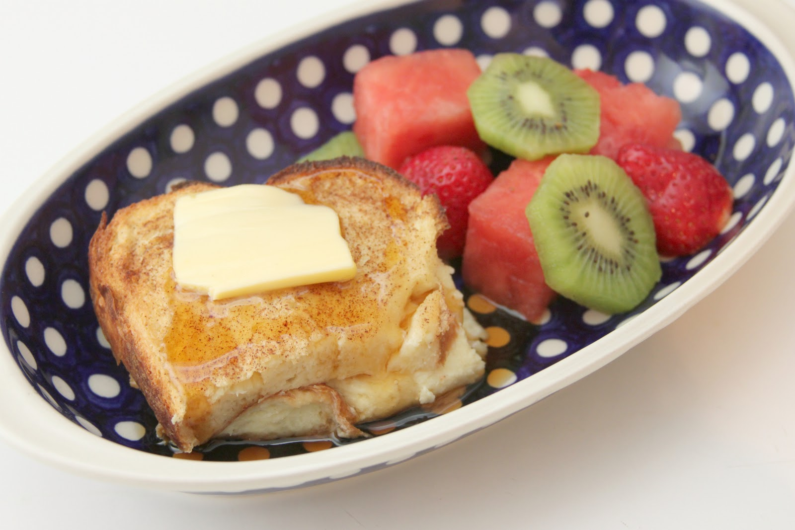 gingersnaps: boozy baked french toast