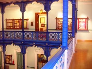 Quinta Guadalupe, interior