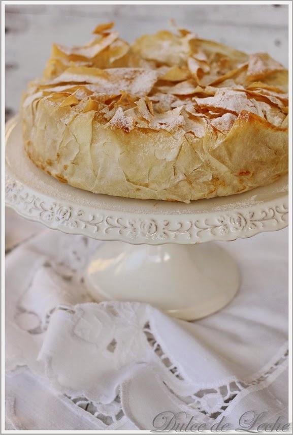 Štrúdľová torta