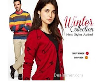 Winter Wear 60% off or more Amazon