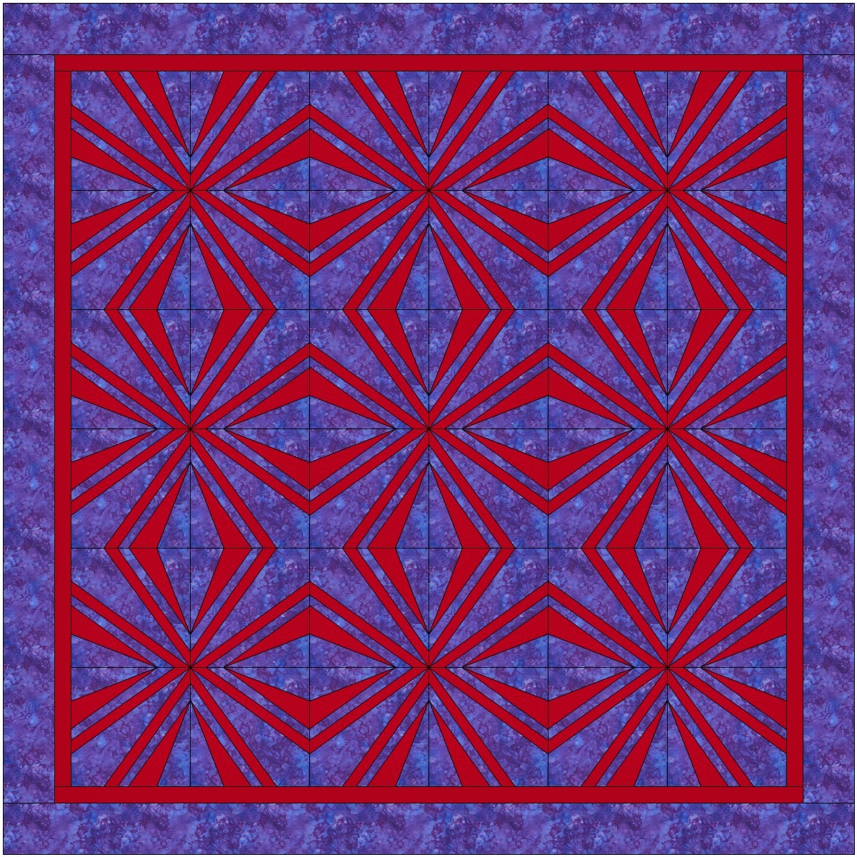 Two Color quilt pattern design : two color quilts patterns - Adamdwight.com