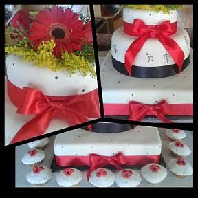 Torta Estilo Oriental