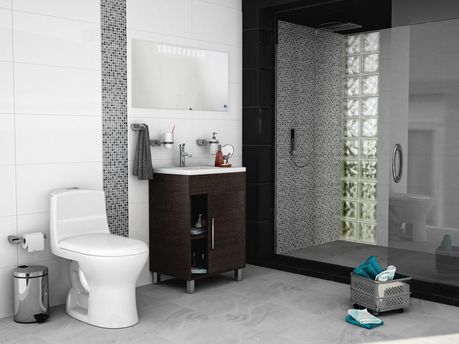 Ideas Para Decorar Baños Ceramica:Corona Mejora tu Vida: Crescento, la mejor propuesta en sanitarios
