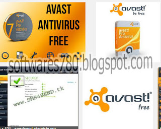 Avast Free Antivirus Crack Serial Licnese Registration Key Free Download