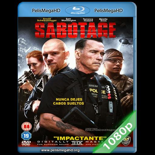 SABOTAGE (2014) FULL 1080P HD MKV INGLÉS SUBTITULADO