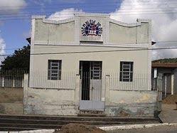 Igreja antes de reforma Av. Rui Barbosa