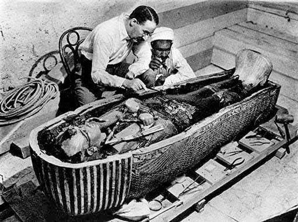 Curse of King Tutankhamun