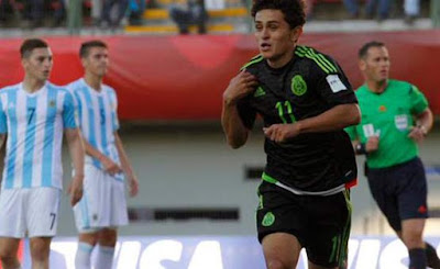 Hoy juega México Sub 17 vs Chile