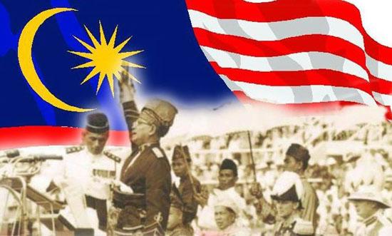 Foto Logo dan Tema Hari Kebangsaan Malaysia 2015