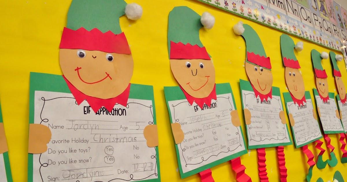 Kindergarten Holiday Calendar : Mrs ricca s kindergarten christmas crafts freebies