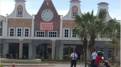 Freeport A'Famosa Outlet - JPO Melaka mula beroperasi, jpo melaka