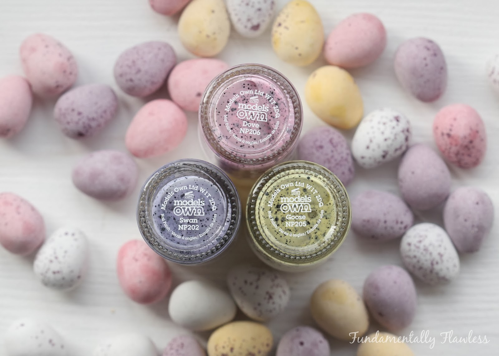 Models Own Speckled Eggs Collection