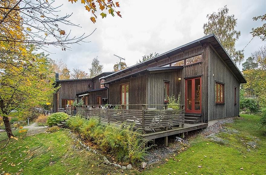 Desain Rumah Villa Kayu di Pegunungan Simbiosis Kayu dan Kaca 2 ... & Desain Rumah Villa Kayu di Pegunungan Simbiosis Kayu dan Kaca ...
