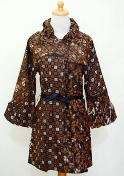 Model Baju Batik Modern Pakaian Batik Terbaru Untuk Pri