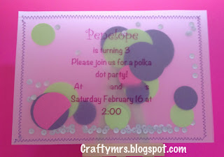 party invites