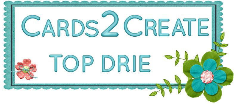 Cards 2 create top 3 door DT team