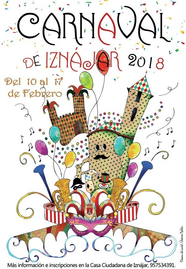 Carnaval Iznájar 2018