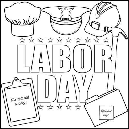 Funny Labor Day Pictures: No School, No Work Today Sayings On Labour Day