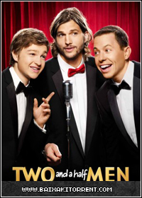 Capa Baixar Série Two And A Half Men 1ª à 10ª Temporada HDTV   Torrent Baixaki Download