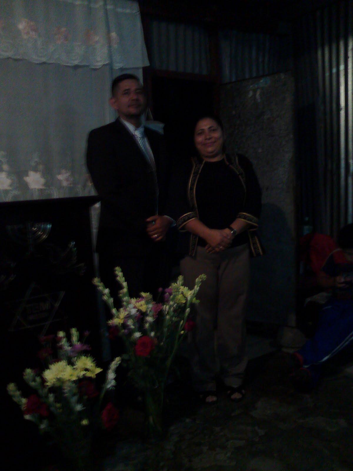 Iglesia TBM-Mission, El Salvador.