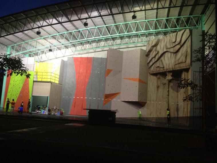 Sandakan Wall Climbing Centre