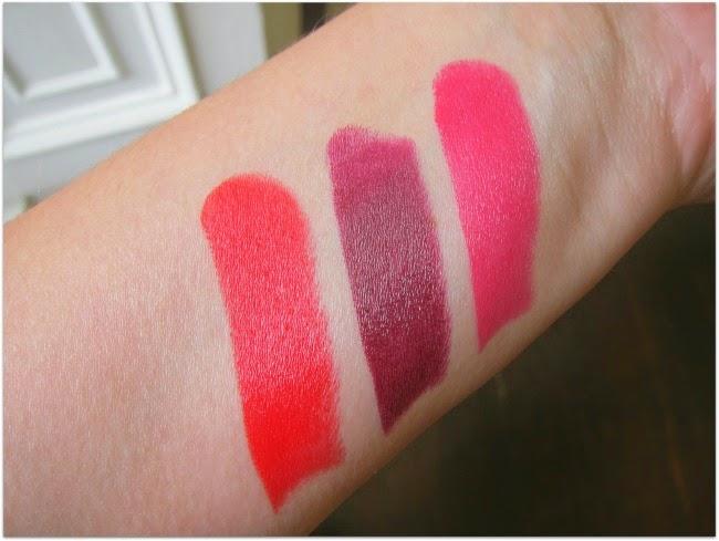 Estee Lauder Autumn 2014 Pure Colour Envy Sculpting Lipstick Swatches