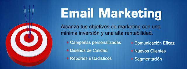comprar email marketing