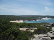Little Marley Beach, north of Wattamolla, waiting for visitors (little marley beach view)