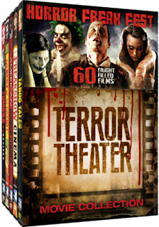 Enter the Mill Creek Entertainment DVD Spooktacular Giveaway. Ends 10/20