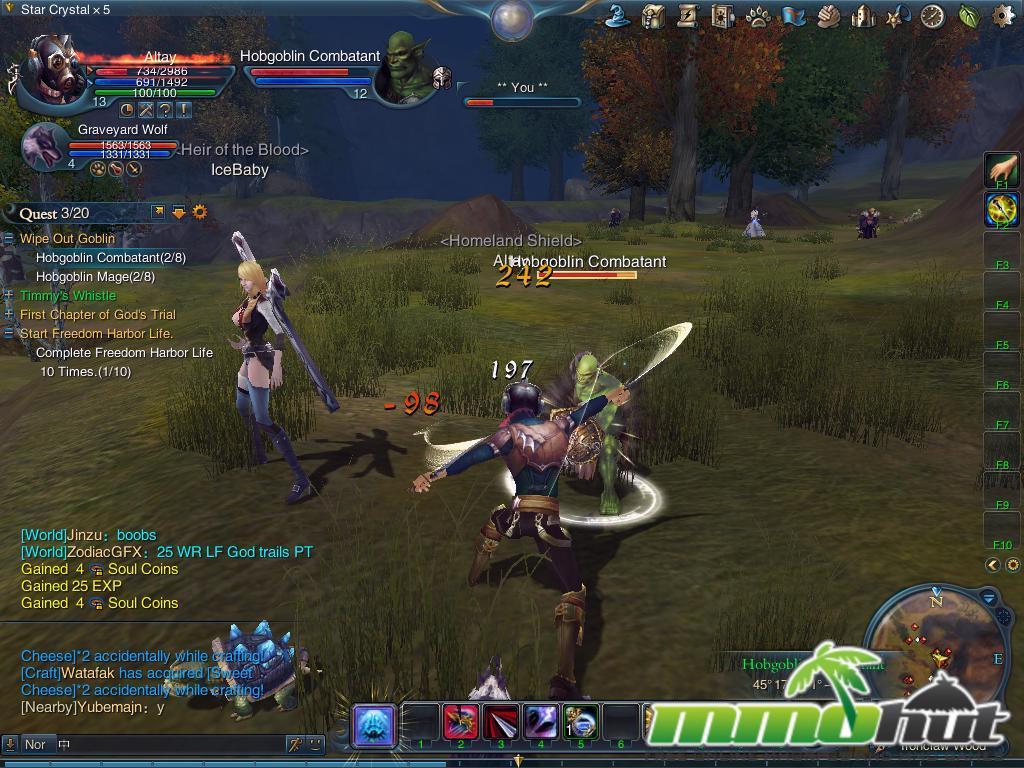 Клиент Игры С Евро-Сервера World Of Dragons