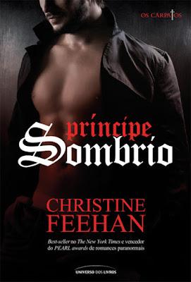 Sobre Livros:  Príncipe Sombrio — Christine Feehan