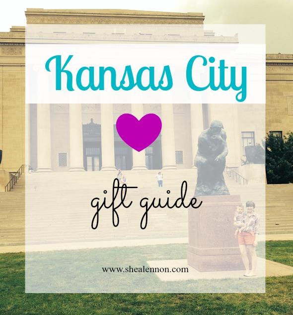 Gift guide featuring eight Kansas City shops and designers. | www.shealennon.com