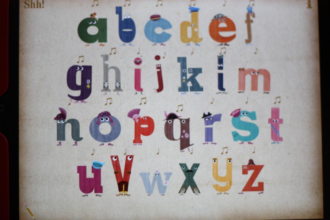 bok bok b gerk operation alphabet