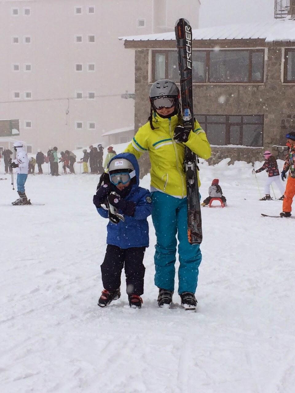 Hamileyken Kayak Yapılır mı