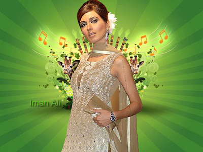 Iman Ali New Wallpaper