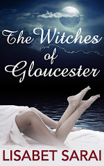 THE WITCHES OF GLOUCESTER<br>Lisabet Sarai