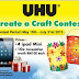 UHU Create a Craft Contest