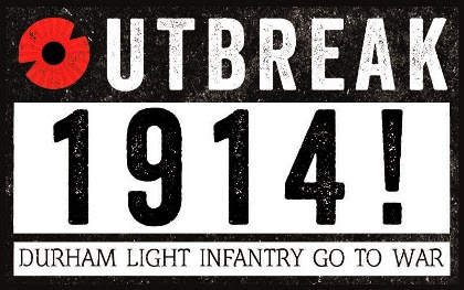 Outbreak 1914, DLI Museum in partnership with the National Army Museum