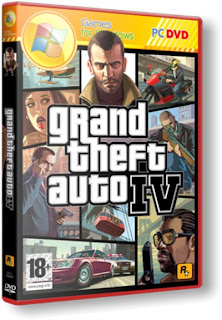 Download Torrent GTA (Grand Theft Auto) IV