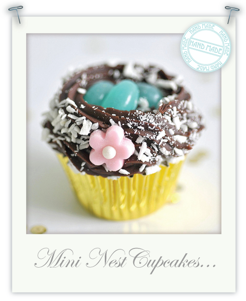 Mini gluten free berry chocolate cupcakes by Torie Jayne