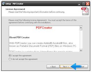 PDF Creator - Cara Cepat Membuat file PDF