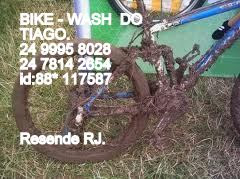 BIKE WASH DO TIAGO.
