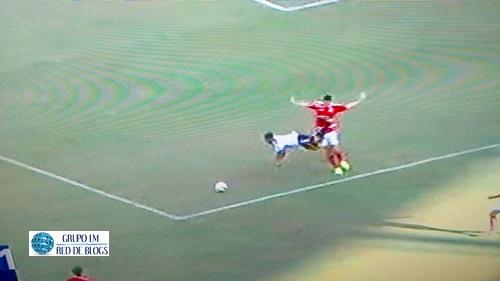 Penalti a Canario
