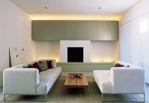Modern Minimalist Living Room Ideas