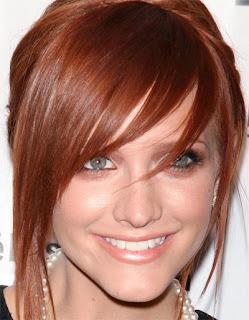 ashlee simpson short hairstyle1 Ashlee Simpson Hairstyles
