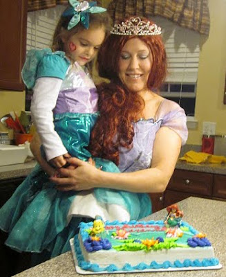 Princess Parties, Princess theme parties, ariel princess visits, hire a princess for a party