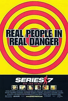 Series 7 The Contenders movie poster