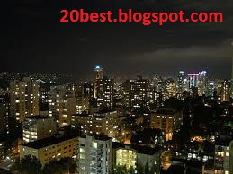 Vancouver Canada at Night Downtown Latest Photos 2012
