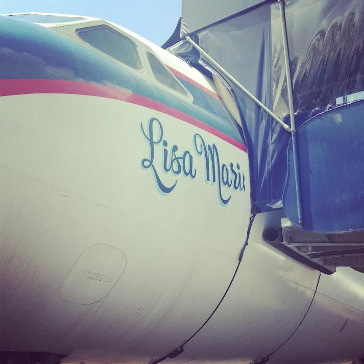 Elvis Presley's Airplane